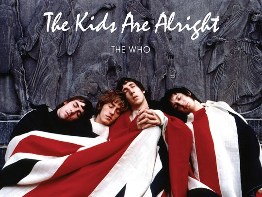 """The Kids Are Alright"" by The Who is an exclusive Record"