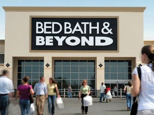 Bed Bath & Beyond Inc. expects to close approximately 60 stores in the coming months.