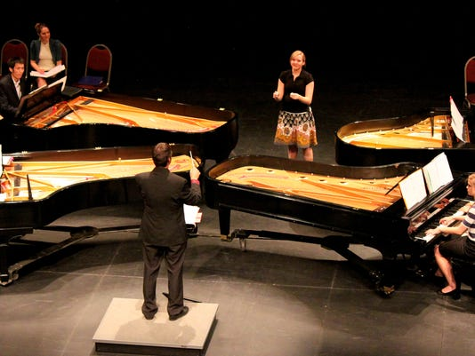 Multiple performers in a previous Piano Monster Concert.jpg