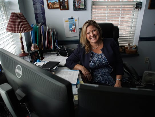 Michele Marinucci, director of student services for the Woodbridge School District, is helping to change education standards with the use of trauma-informed care.