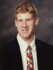 Jake Frederick graduated from Ray High School in 2002.
