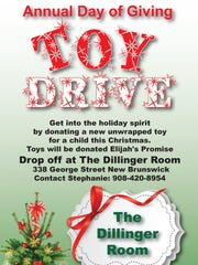 "Central Jersey typically comes through for others in abundance and show why they are the heart of New Jersey. Many organizations and businesses offer an assortment of activities and services to aid, assist, support and entertain. There also are many opportunities for giving and volunteering. Stephanie Salardino of East Brunswick has been hosting an ""Annual Day of Giving"" toy drive at local bars and law firms."