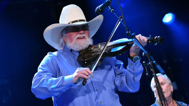 Charlie Daniels spent some time walking around the Lambeau Field neighborhood when he played the Resch Center on Aug. 31, 2016, and he liked what he saw.