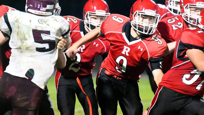 Riverheads, which is at Robert E. Lee on Friday, is No. 1 in Region 1B by a wide margin over William Campbell.