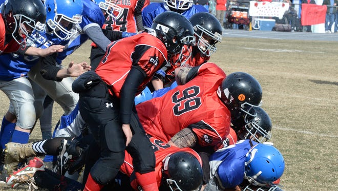 A recent study published in the Annals of Neurology links tackle football before age 12 with increased cognitive issues earlier in life.