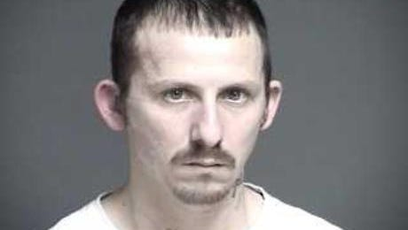 Glenn Voyles, 31, has been charged with driving under suspension and fleeing and eluding a police officer.