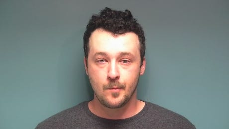 Kyle Stephen Johnson, 26, was arrested on charges of compelling prostitution, sex abuse and unlawful delivery of marijuana.