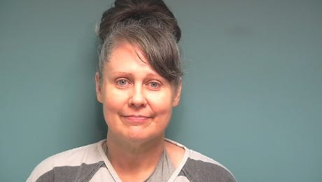 Irish Boyce, 46, of West Salem, was sentenced to five years and ten months in prison on Monday.