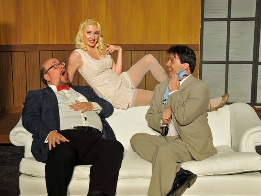 The Producers at Surfside Playhouse