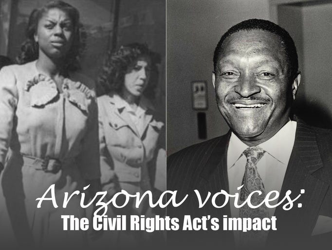 What is the Civil Rights Act's legacy, 50 years later? Six Arizona perspectives: