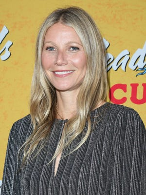 Gwyneth Paltrow allges film producer Harvey Weinstein acted inappropriately toward her.