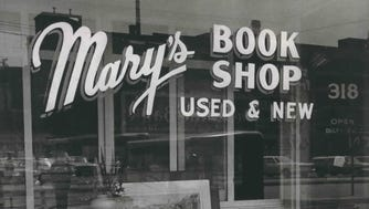 In 1965, Mary's Book Shop, 318 W. Juneau Ave., was labeled by FBI director J. Edgar Hoover as one of the major communist bookstores in the United States.