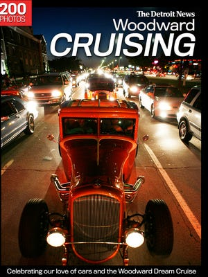 """Woodward Cruising"" cover."