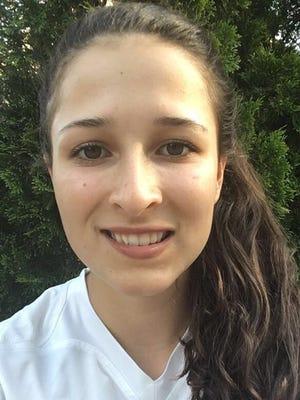 Eastern senior shortstop Mariah Wysocki.