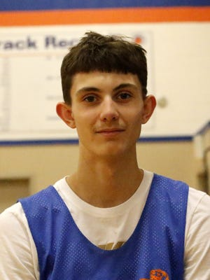Thomas A. Edison High School senior Nate Chorney, the Star-Gazette Athlete of the Week.