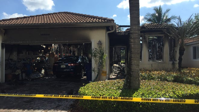 A fire at a home in the Reflection Lakes community killed one man