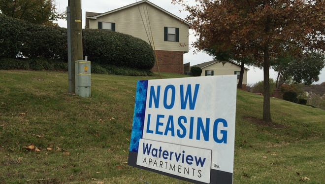 The Waterview Apartments were purchased in July by a Minnesota company that plans to renovate the facility.