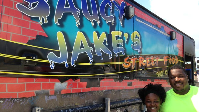 Saucy Jake's opened a restaurant on Campbell Street on June 1.