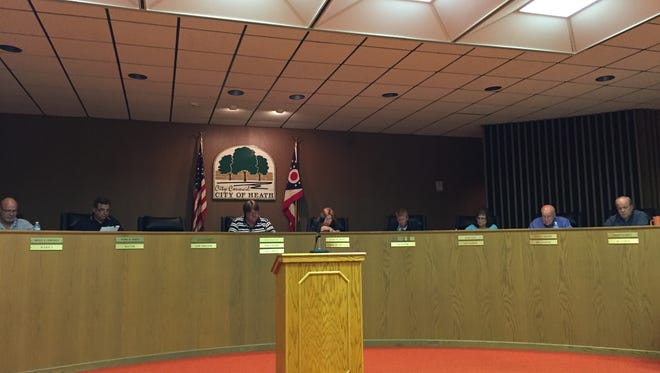Heath City Council votes to place an income tax increase on the May ballot. It seeks to raise the rate from 1.5 percent to 2 percent.