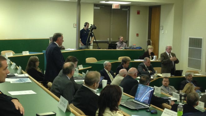The Madison County Commission met Monday, Nov. 21.