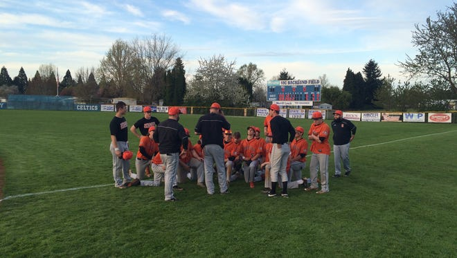Sprague's baseball team beat McNary 6-5 on Friday.