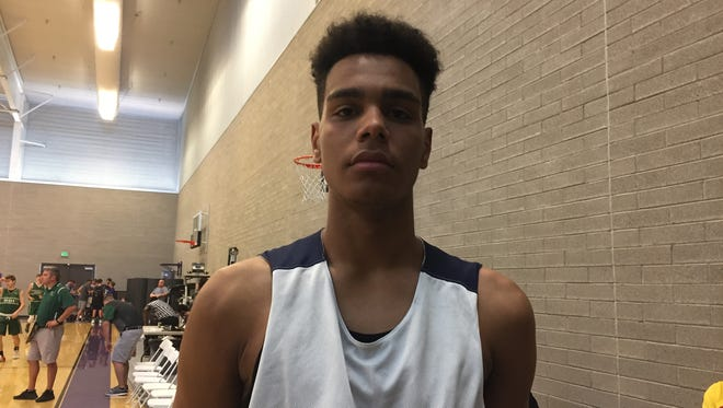 Nikc Jackson will be playing for Scottsdale Rancho Solano after transferring from Tucson Sunnyside.