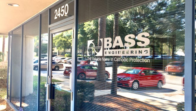 Bass Engineering has opened a new office at 2190 Airport Blvd., Suite 2450,in Pensacola.