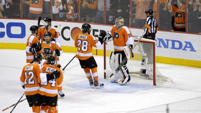 Thanks to Steve Mason, the Flyers took Game 4 from the Rangers.