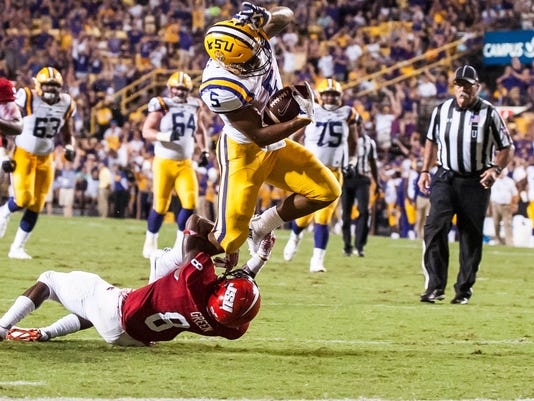 Jacksonville State vs LSU Tigers