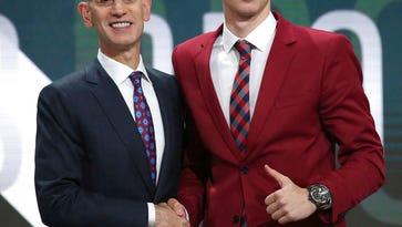 NBA Draft: Nets select Euro standout Dzanan Musa 29th overall