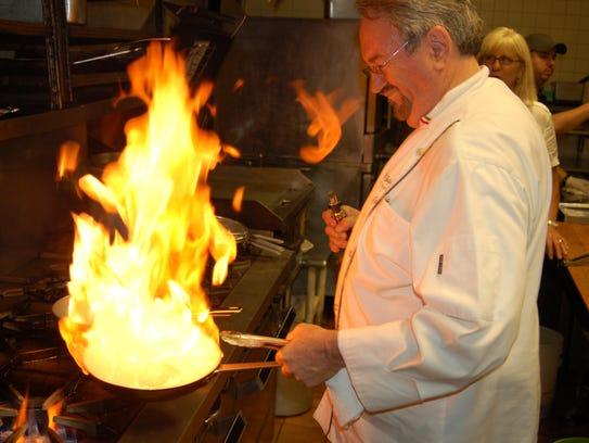 Chef-owner Dario Zuljani of Ariani in Cape Coral.