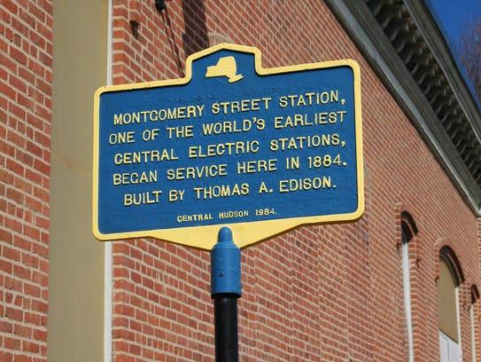 Located at 59-69 Montgomery St., Newburgh, Edison's