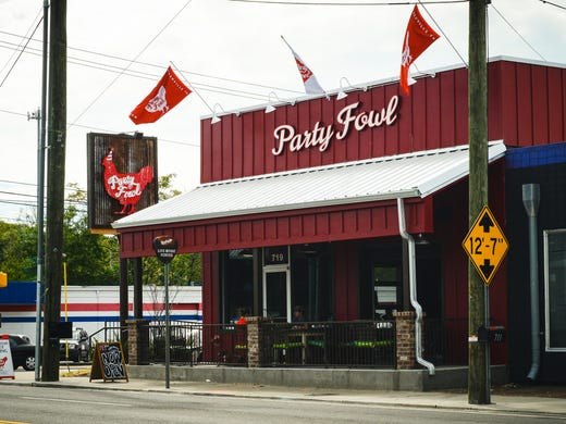 Party Fowl Serves Chicken And Southern Food In Nashville
