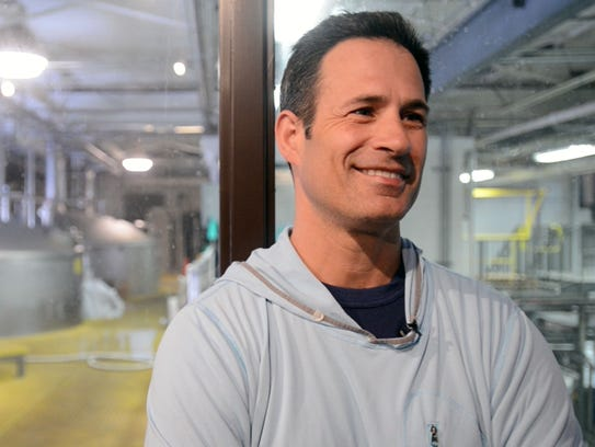 Sam Calagione, owner of Dogfish Head, has been nominated