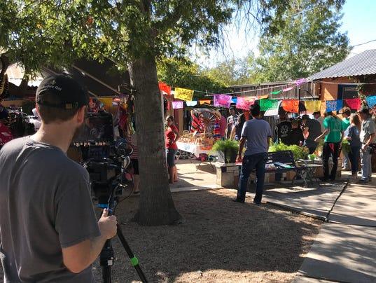 Sub Rosa film production