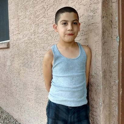 Phoenix Police searching for 7 year old William Ayala-Leon