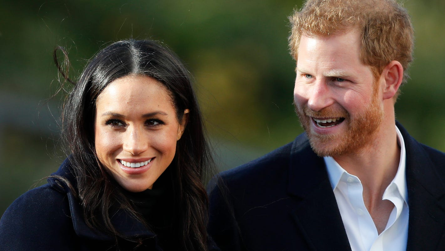 Prince Harry and Meghan Markle set royal wedding date: May 19