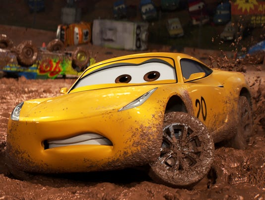 Cars 3 Cruz exclusive