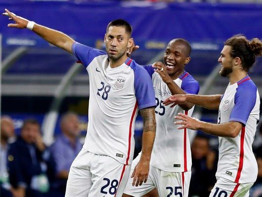 EPA USA SOCCER CONCACAF GOLD CUP SPO SOCCER USA TX