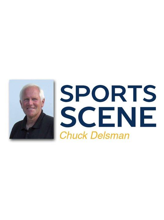 Sports Scene Chuck Delsman