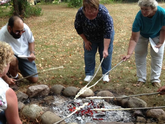 Pioneer Cooking 101 is from 5 to 8 p.m. Sept. 13, 20, 27 and Oct. 4 at Historic Point Basse