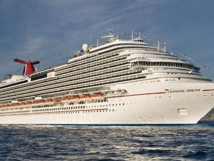 Cruise Ship Tours Carnival Dream