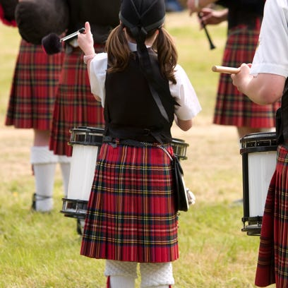 The kickoff to the Wisconsin Highland Games is this week.