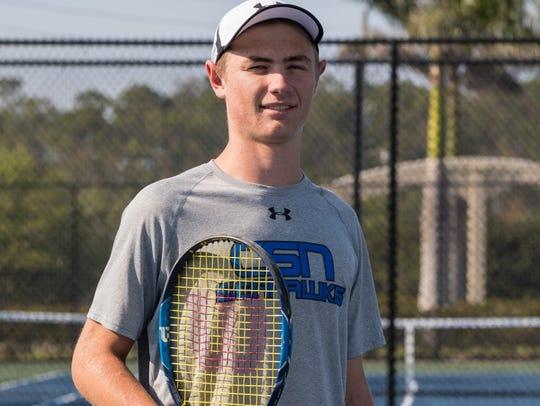 Matt Ferrante, Community School tennis