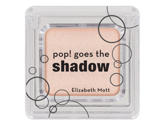 Eye shadow from the Korean-inspired makeup line Elizabeth