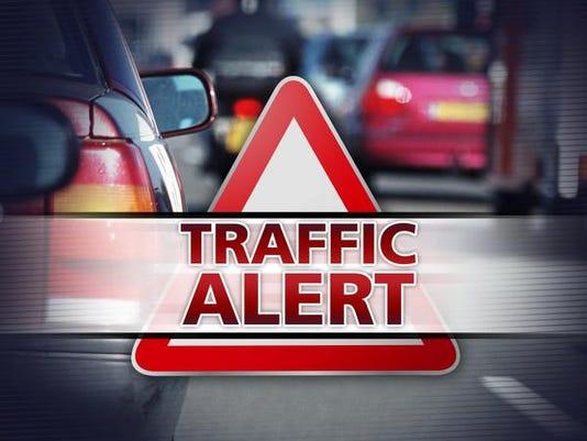 Presto graphic traffic alert