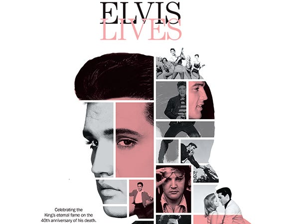 Enter-to-win the Ultimate Elvis Experience on Wednesday, August 16th. Entries accepted through Monday!