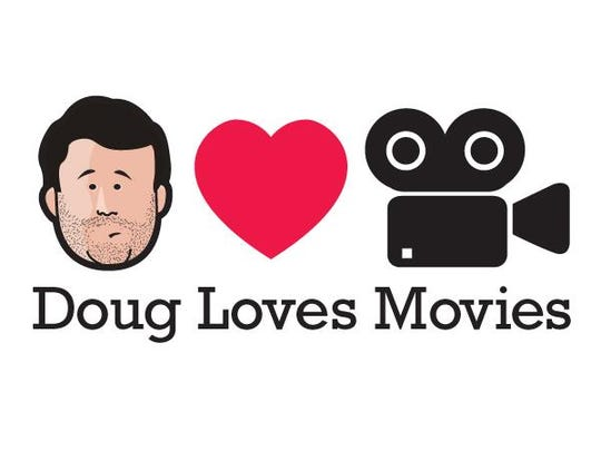 """Doug Benson hosts his podcast, """"Doug Loves Movies,"""" at the All Things Comedy Comedy Festival."""
