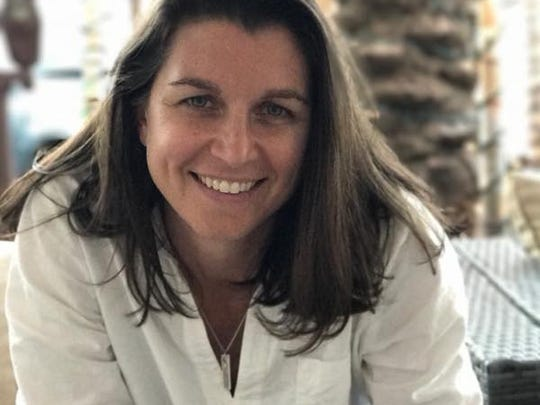 Vero Beach's own Christi Ferretti was a teacher and yearbook salesperson before moving to North Carolina, where she opened a market café and an award-winning catering company.