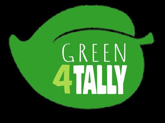 Green4Tally logo